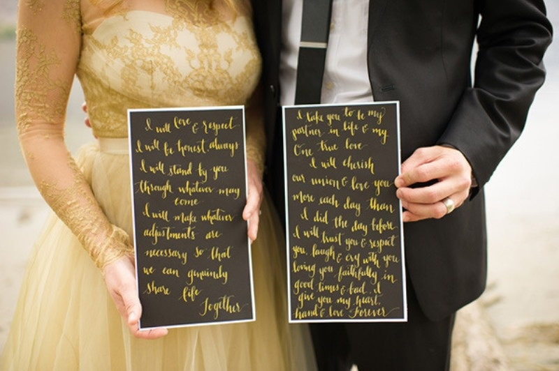 Picture Of the most romantic and moving surprise vow reneval  7