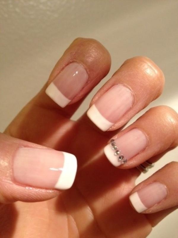 Ring Finger Nail Art