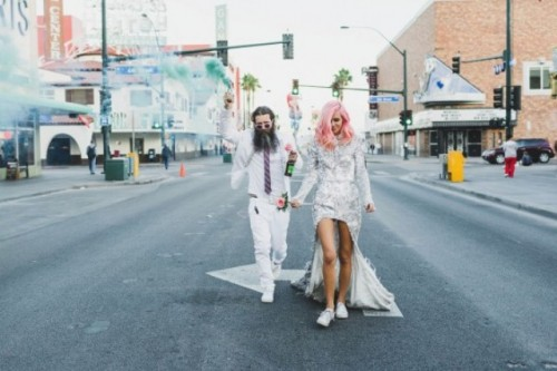 The Un-Wedding:Epic Las-Vegas Elopement