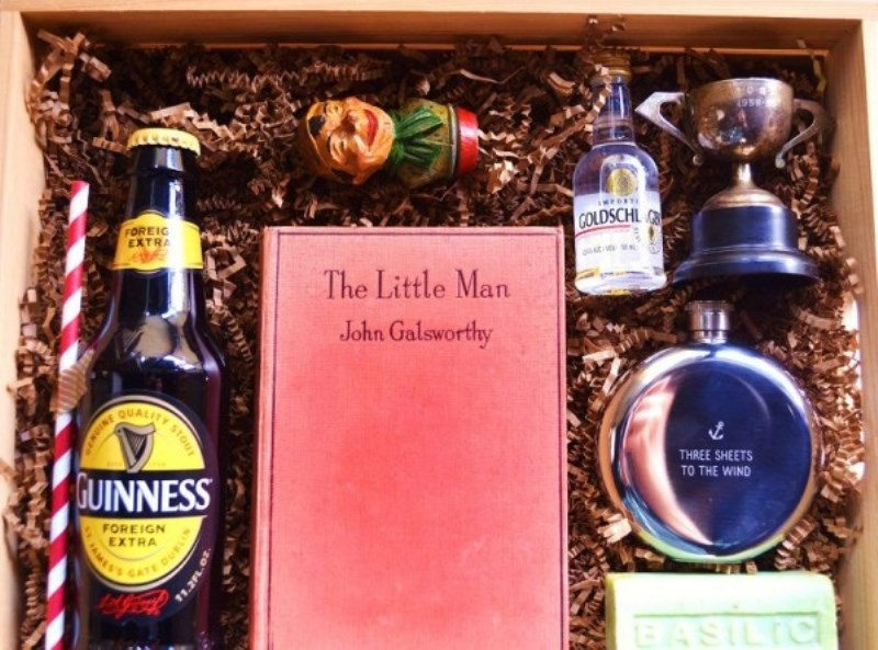 Picture Of thoughtful and cool diy will you be my groomsman box  1