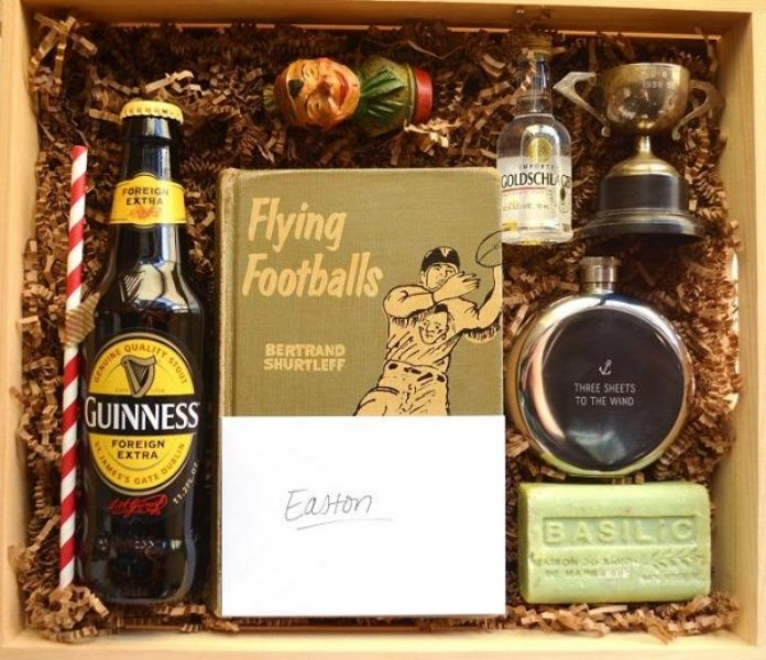 Picture Of thoughtful and cool diy will you be my groomsman box  4
