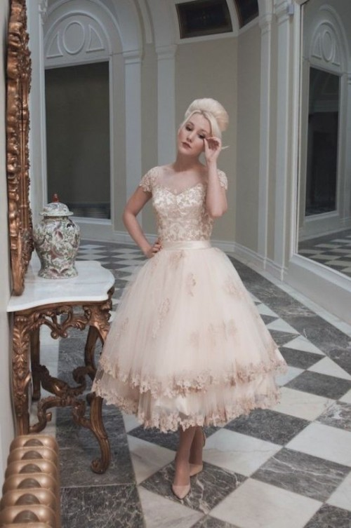 Vintage Inspired Wedding Gowns 53 Marvelous Timelessly Elegant House Of