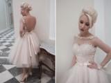 Timelessly Elegant House Of Mooshki Vintage Inspired Wedding Gowns