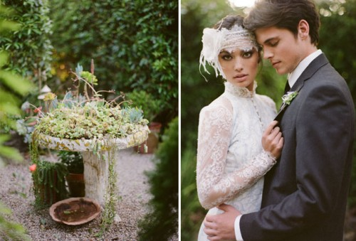 Toile Inspired Dresses Collection By Claire Pettibone