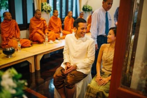 Traditional Thai Wedding With A Homey Feeling