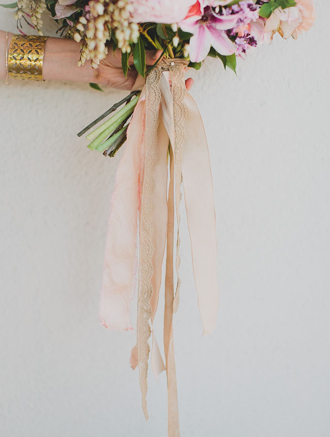 Picture Of trendy and creative diy king protea bouquet  5