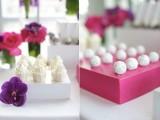 Tropical Dessert Table Decor By Amy Atlas