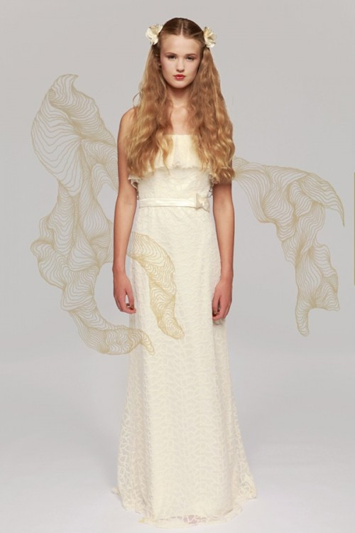 True Romance Indonesia And Baroque Inspired Wedding Dresses Collection