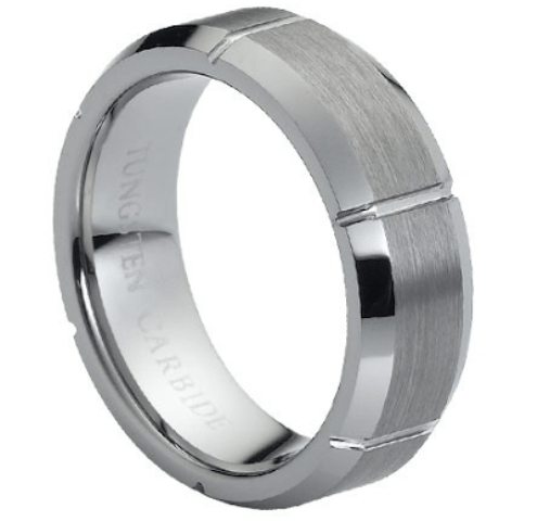 tungsten wedding bands for grooms - Grooms Wedding Ring