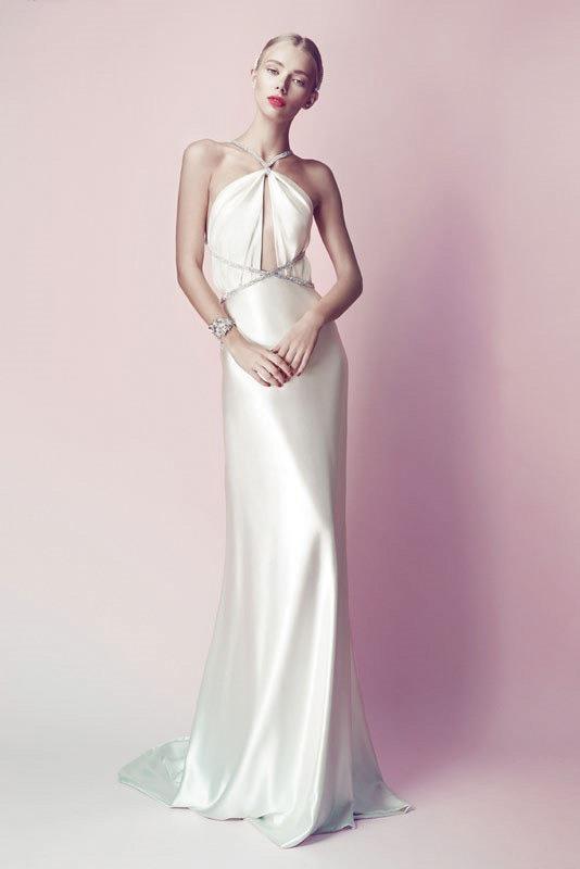 Picture Of ultra glamorous wedding dresses collection from errico maria alta moda sposa  3
