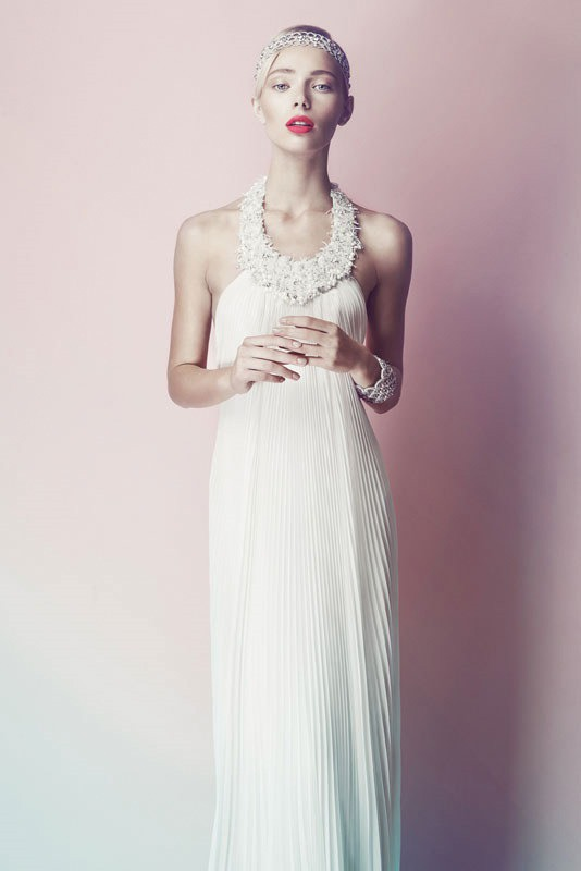 Picture Of ultra glamorous wedding dresses collection from errico maria alta moda sposa  6