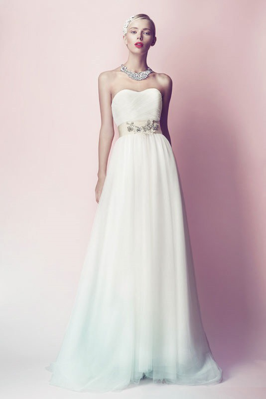 Picture Of ultra glamorous wedding dresses collection from errico maria alta moda sposa  7