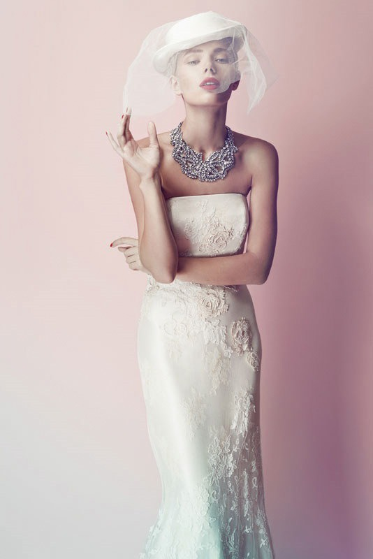 Picture Of ultra glamorous wedding dresses collection from errico maria alta moda sposa  8