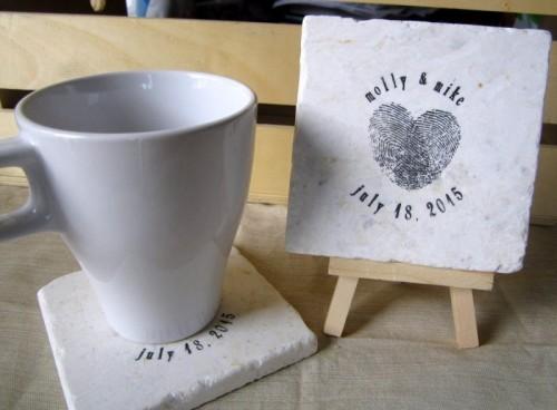 Unique And Creative Thumbprints Wedding Ideas