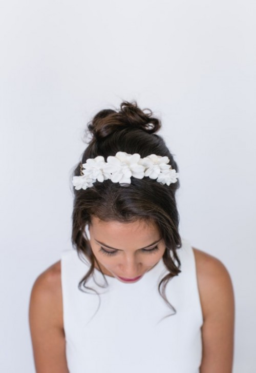Unique And Gorgeous DIY 3D Printed Bridal Headpiece