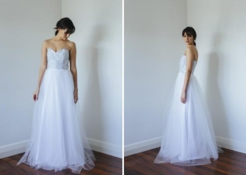 Unique And Modern Jennifer Gifford's Wedding Dresses Collection