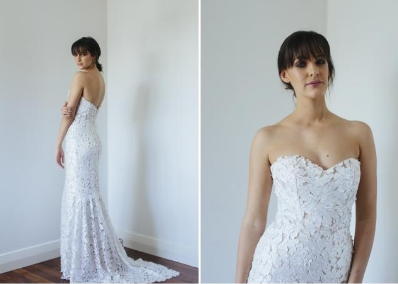 Picture Of unique and modern jennifer gifford wedding dresses collection  2