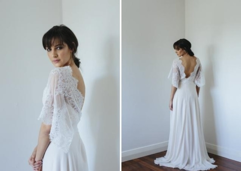 Picture Of unique and modern jennifer gifford wedding dresses collection  3