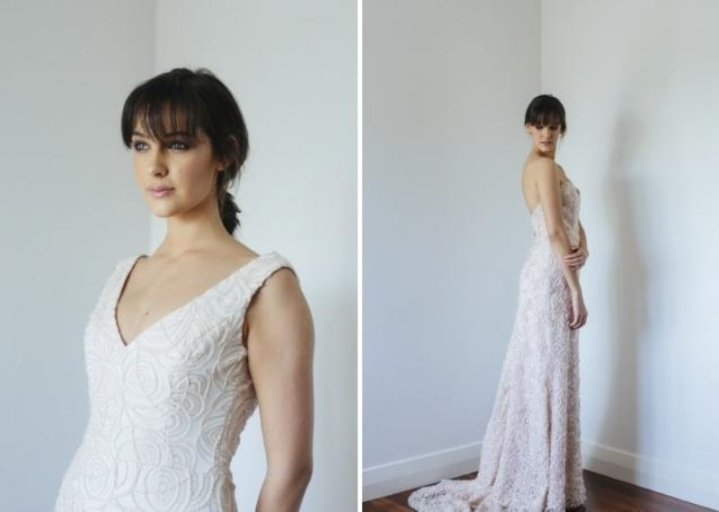Picture Of unique and modern jennifer gifford wedding dresses collection  6