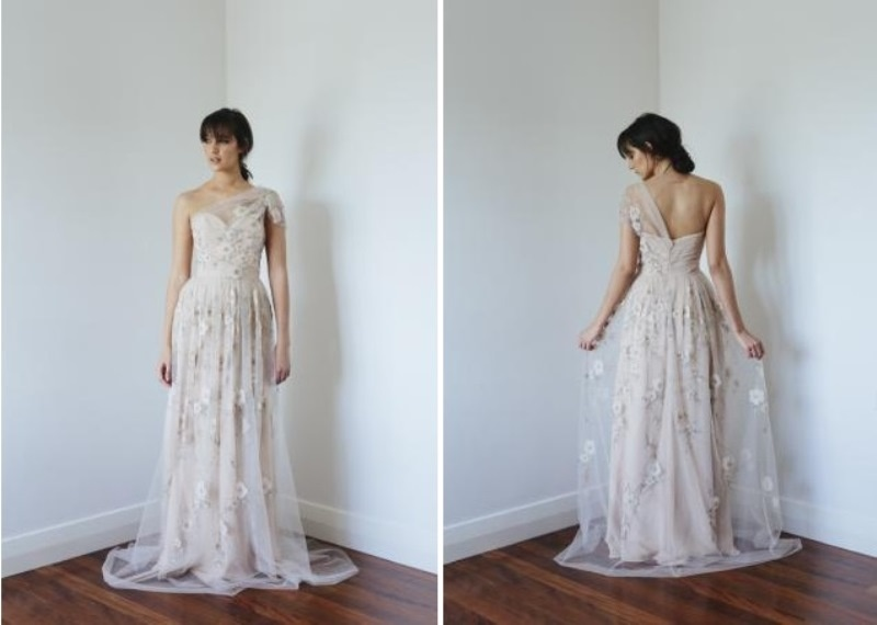 Picture Of unique and modern jennifer gifford wedding dresses collection  8