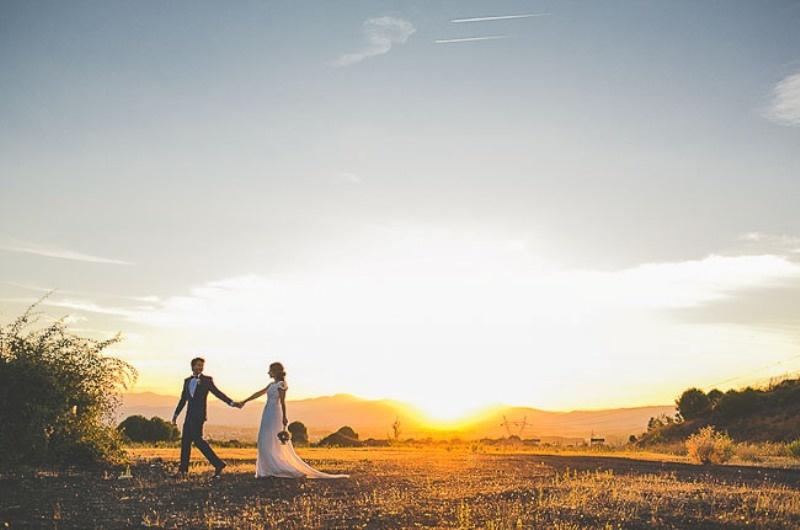 Picture Of unique wedding at an old power station in spain  30
