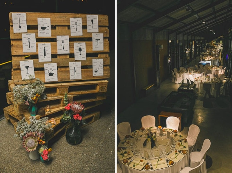 Picture Of unique wedding at an old power station in spain  32