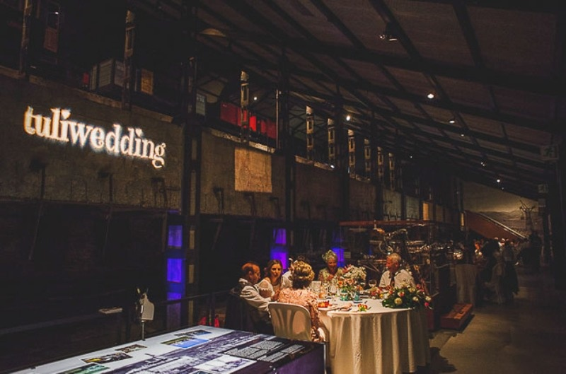 Picture Of unique wedding at an old power station in spain  33