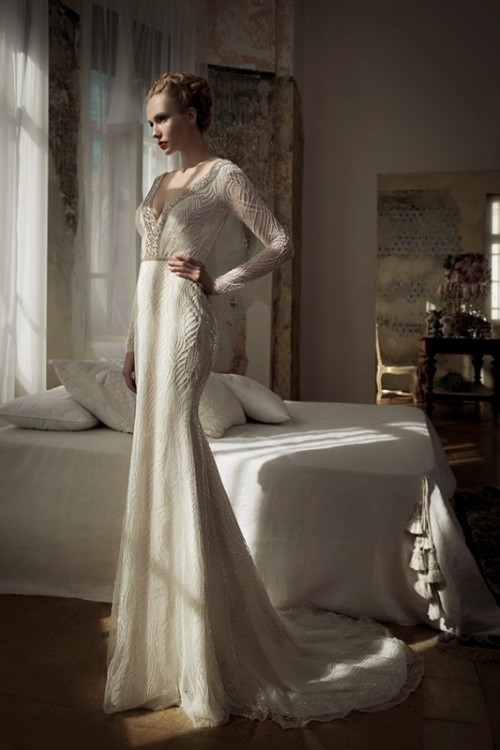 Utterly Gorgeous And Dreamy Bridal Gowns Collection By Lihi Hod