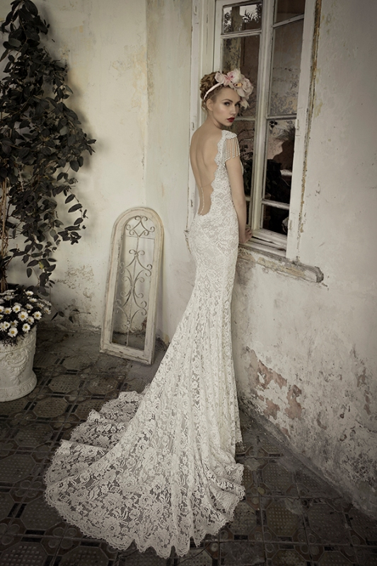 Utterly Gorgeous And Dreamy Bridal Gowns Collection By Lihi Hod ...