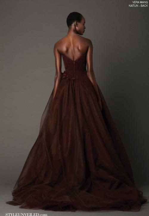 Vera Wang 2013 Bridal Collection