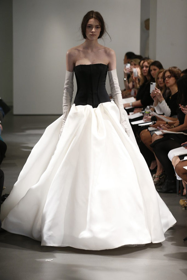 Picture Of Vera Wang 2014 Bridal Collection