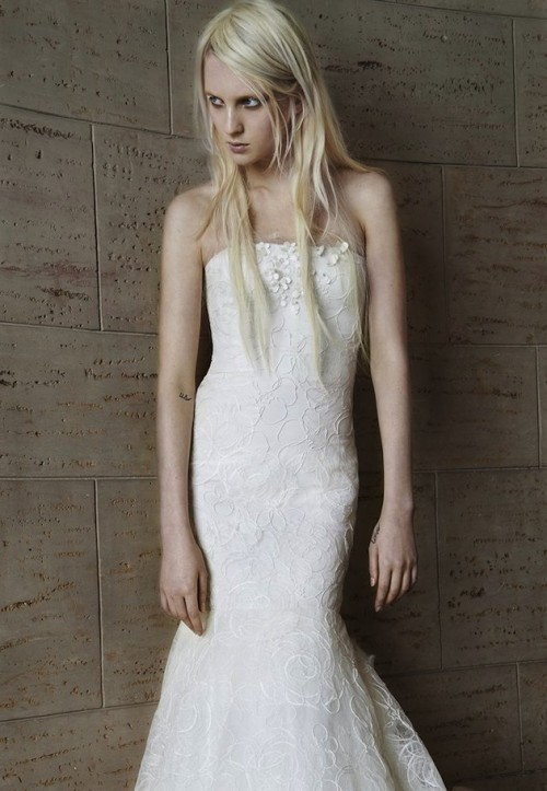Vera Wang Spring 2015 Wedding Dress Collection