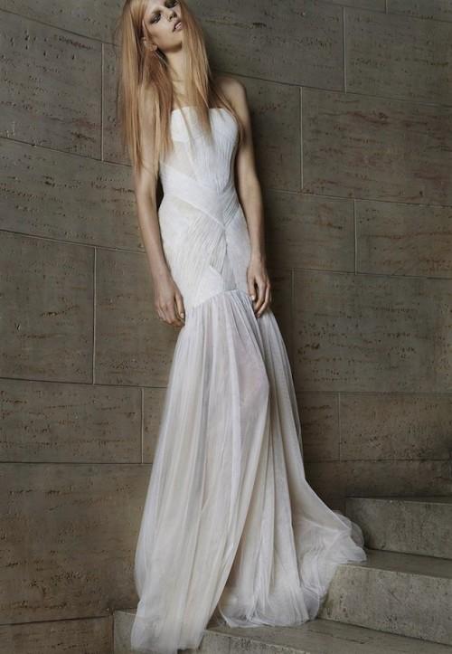 Ver Wang Wedding Dresses 94 Spectacular Vera Wang Spring Wedding