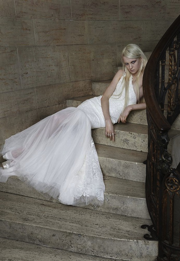 Vera Wang Spring 2015 Wedding Dress Collection