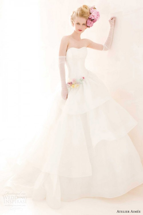Tiffany Wedding Dresses 4 Lovely Verde Tiffany Wedding Dresses