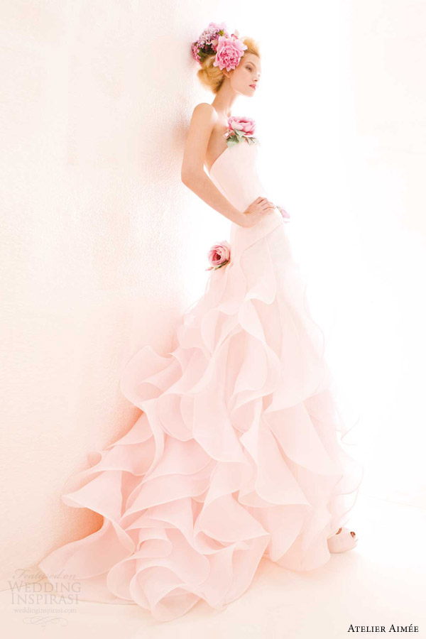 Dresses By Aimee Of Wedding Picture Collection Atelier Verde Tiffany XuTOkZiP