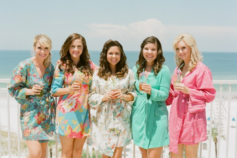 Picture Of Very Cheerful Lilly Pulitzer Inspired Bachelorette Party ...