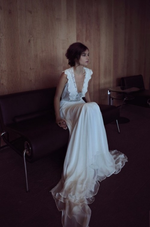 Very elegant and glam wedding dreses by zahavit tshuba for Very sexy wedding dresses
