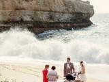 Very Romantic Beach Wedding In Portugal