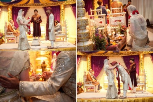 Vibrant Traditional Indian Wedding Inspiration
