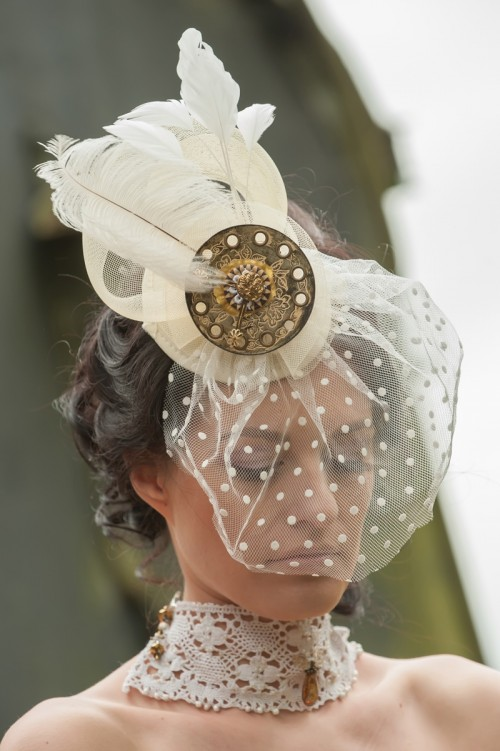 Victorian Steampunk Styled Wedding Shoot