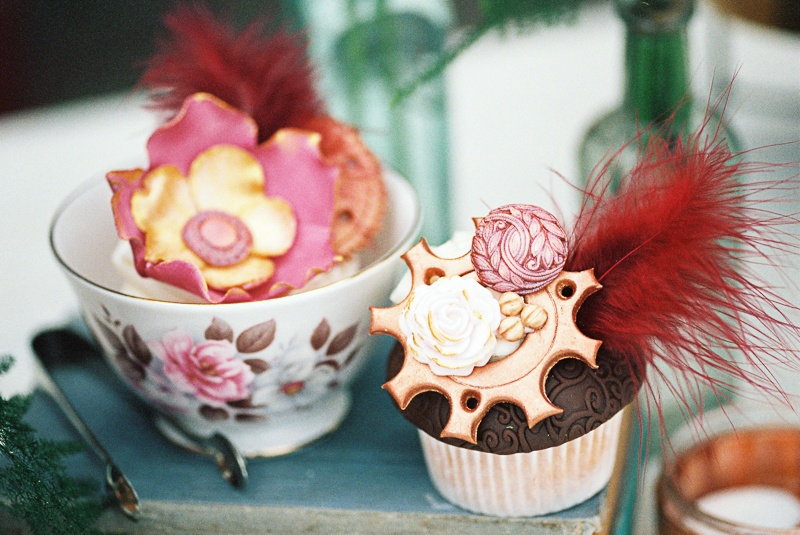 Victorian Steampunk Styled Shoot
