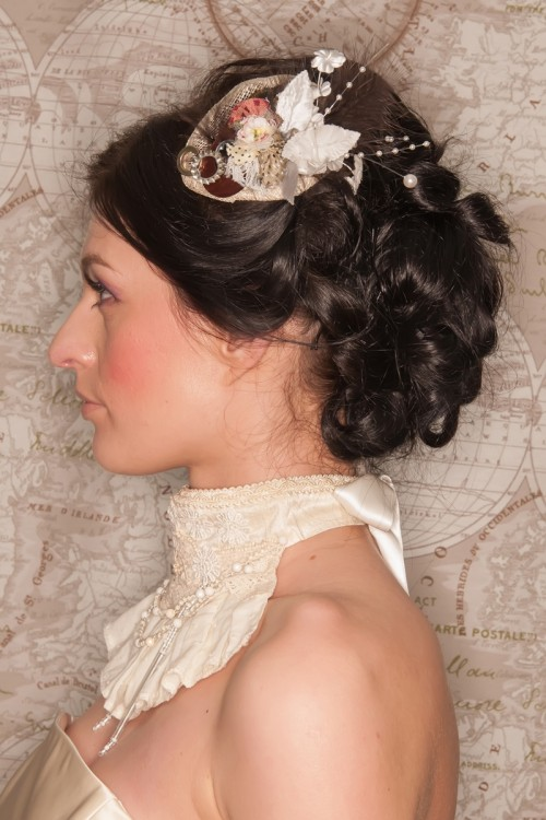 Victorian Steampunk Styled Wedding Shoot , Weddingomania