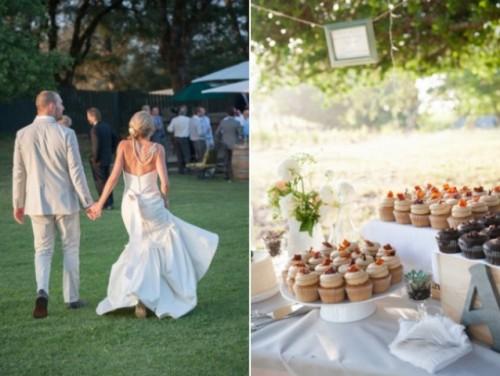 Vineyard California Wedding With Diy Details