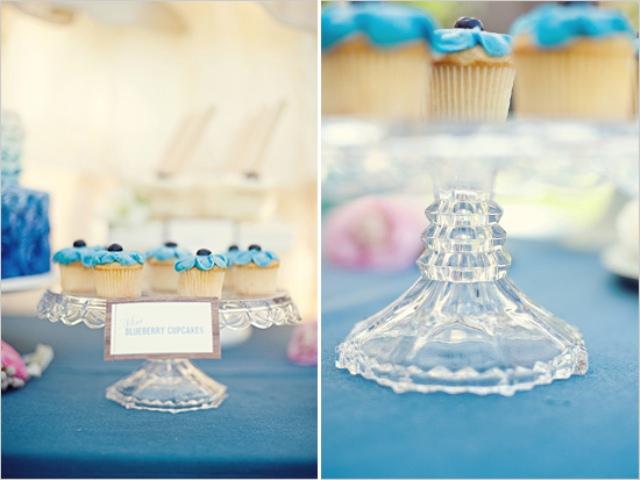 Vintage Blueberry Wedding Inspiration