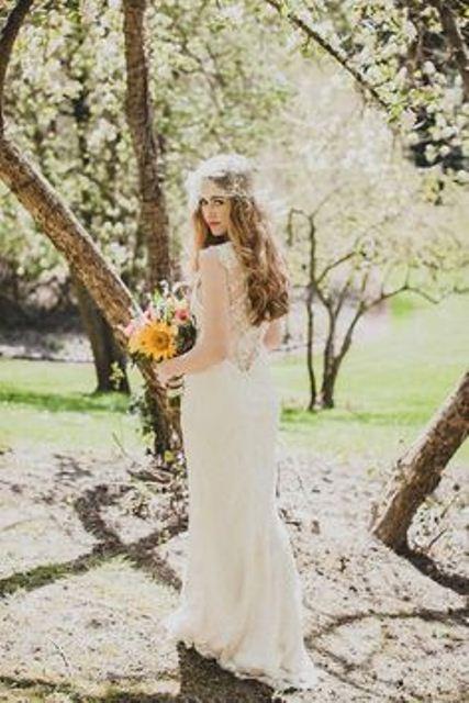 Vintage Boho Chic Bridal Shoot