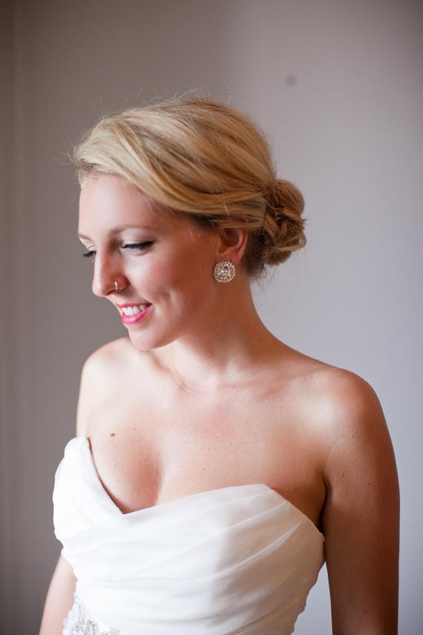 Vintage Diy Stud Wedding Earrings