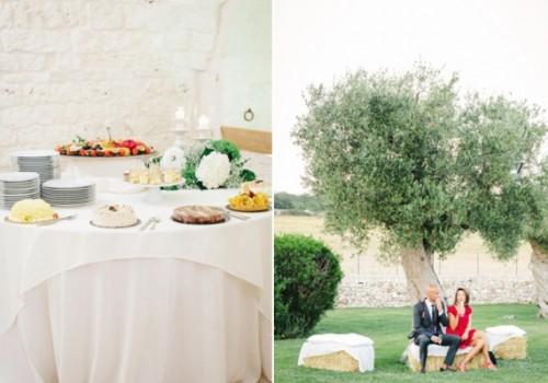 Vintage Inspired Italian Coastal Wedding