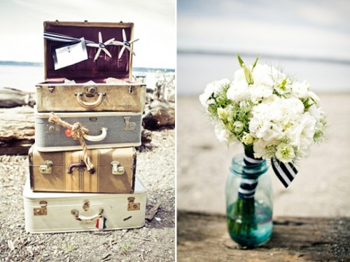 Vintage Nautical Wedding Inspiration