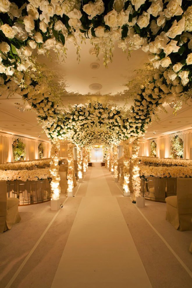 Picture Of Wedding Aisle Decor Ideas That Will Blow Your Mind